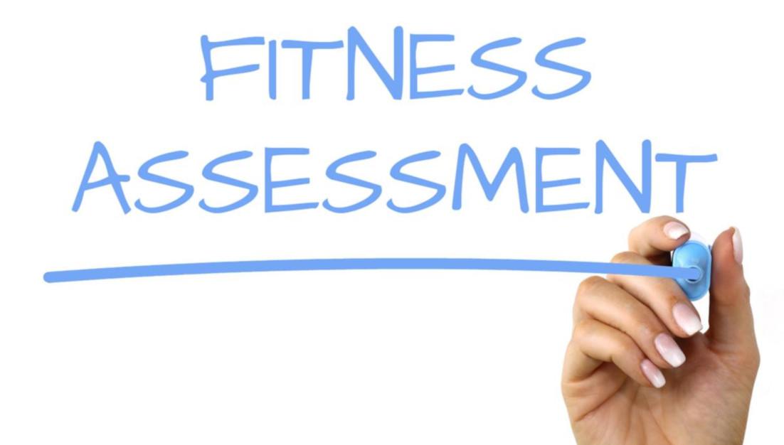 Fitness Assessment